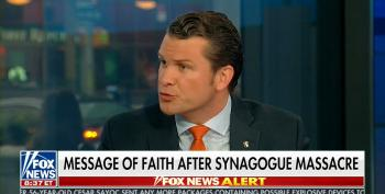 Fox's Hegseth Manages To Avoid Lightning Strike While Asking How To Combat Lies On The Internet