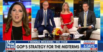 Fox And Friends Helps Ronna McDaniel Lie About Preexisting Condition Coverage