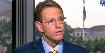 CSPAN Caller Nails Tony Perkins' Hypocrisy: 'Worshipper Of Donald Trump'