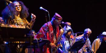 C&L's Late Nite Music Club With The Sun Ra Arkestra