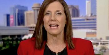 GOP's McSally Whines: 'I'm Getting My Ass Kicked Over My Repeal Obamacare Vote'