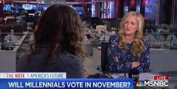 Why Is An MSNBC Host Promoting The Notion That It Ought To Be Harder, Not Easier, To Vote?