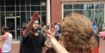 White Supremacists Arrested, Charged With Violence At 2017 'Unite The Right' Rally