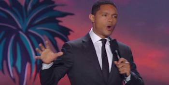 Trevor Noah Torches Fox News: 'Like One Giant Caravan Of Extremists'