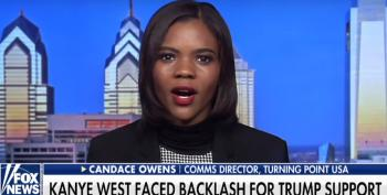 Fox Guest Owens: Kanye West On SNL Makes Him 'One Of The Bravest Men In America'
