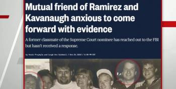 Kavanaugh Texted Friends Before New Yorker Ramirez Report Released