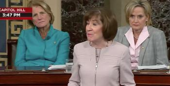 Senator Collins Announces Her Full Support For Kavanaugh, Manchin Follows