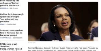 Not Separated At Birth: Condoleeza-Susan Rice Edition