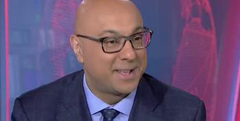 Katy Tur Startles Ali Velshi: 'We're Having A Baby!'