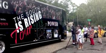 Georgia Officials Spew Excuses For Pulling Black Seniors Off Voting Bus