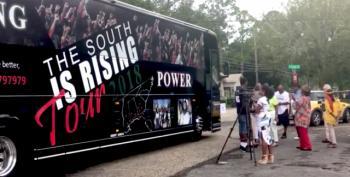 Georgia Officials Spew Excuses For Pulling Black Seniors Off Voting Bus