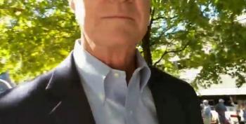 GOP Senator Who Accused Democrats Of Nazi Tactics, Rips Cellphone Away From Democrat