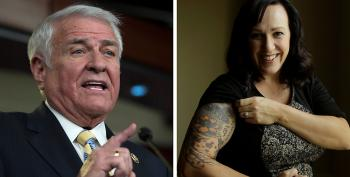 Texas Democrat MJ Hegar To Her Republican Opponent: 'You Don't Know Sh-t About War'