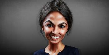 Twitter Smacks Right-Wing Reporter After He Suit-Shames Ocasio-Cortez (Update)