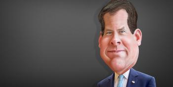 Brian Kemp Investigating Georgia Democrats After Alleged Hacking Attempt