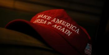Jewish Woman Sends Note To MAGA Hat Man On Flight: 'Your Hat Sanctions Our Death'