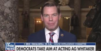 Swalwell Slams Trump's Fear Of Mueller's Questions