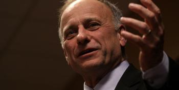 Steve King Bans 'Leftist Propaganda' Des Moines Register