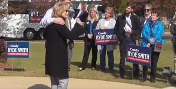 WalMart Withdraws Support Of Cindy Hyde-Smith, Demands Refund