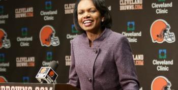 Cleveland Browns Want To Interview Conzoleeza Rice For Head Coaching Job