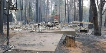 Fall California Winds Are Creating Unstoppable Firestorms