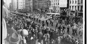 Far Right Groups Revive America's Dark History Of Anti-Semitism