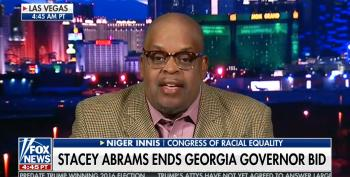 Fox Brings On Tea Partier Niger Innis To Pretend Voter Suppression Doesn't Exist