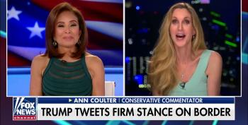 Ann Coulter: U.S. Troops Should Invade Mexico And Shoot Migrants So Republicans Keep Winning Presidency