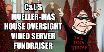 Tick-Tock, Trump And C&L's Video Server Fundraiser