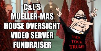 Tick-Tock, Trump And C&L's Video Server Fundraiser