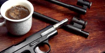 NRA Cuts Employees' Free Coffee To Lobby For More Death