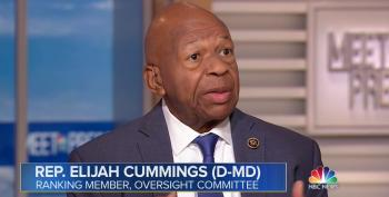 Rep. Elijah Cummings: No Subpoena Power For Republicans In Oversight Committee