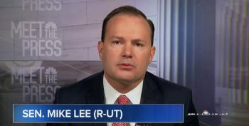 Sen. Mike Lee 'Certain' That The 'Next Congress' Will Look Into Trump's Financial Ties To Saudis