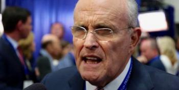 SAD: Party For Rudy Giuliani Cancelled Because No One Wants To Go
