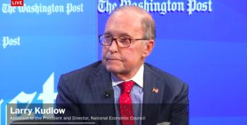 POPULISM! Trump Economic Advisor Says Federal Minimum Wage Is 'Terrible Idea'