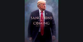 Trump Announces Iran Sanctions With 'Game Of Thrones' Imagery (UPDATED)