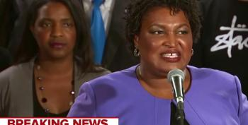 Stacey Abrams Doesn't Concede But Says 'No Further Viable Remedy' Available