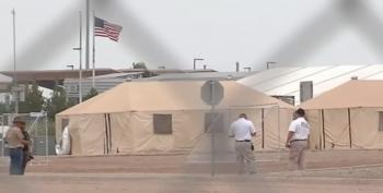 Cruel Trump Policy Now Has More Than 14,000 Immigrant Children In Border Tent Cities