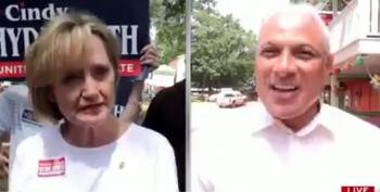 Cindy Hyde-Smith Bans Audience And Outside Press From Debate With Mike Espy
