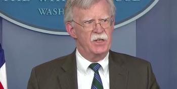 John Bolton Snarks About Khashoggi Murder Tape: 'What Will I Get From It?'