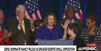 Nancy Pelosi Will Be Speaker Despite Media Narratives