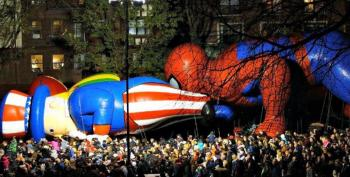 Barney Bites The Dust - And Other Macy's Parade Horrors