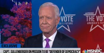 Sully: 'As A Former Republican, I've Already Voted. And I Voted For Democrats.'