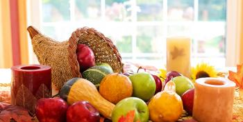 This Thanksgiving, Let's Be Mindful About Wasting Food