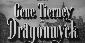 C&L's Sat Nite Chiller Theatre:  Dragonwyck (1946)
