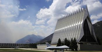 Air Force Academy Fails Religion Test In Wake Of Tree Of Life Massacre
