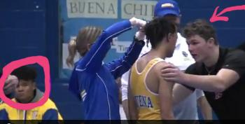 UPDATED: Racist Ref Banned For Now, After Forcing HS Wrestling Student Into Cutting Locs, But What About Everyone Else?