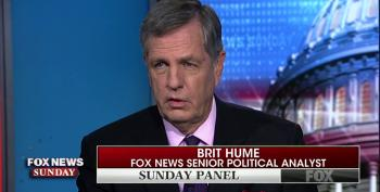 Brit Hume: Republicans Won't Pay Political Price For Texas ACA Ruling Because There's No 'Practical Effect'