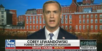 Corey Lewandowski Ridiculously Claims CNN Doesn't Have Any Conservative Contributors