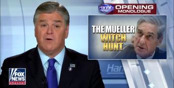 Fox's Sean Hannity Desperately Attempts To Downplay Mueller Memos